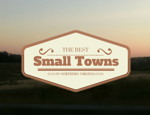 Best Small Towns in Northern Virginia Featured Images