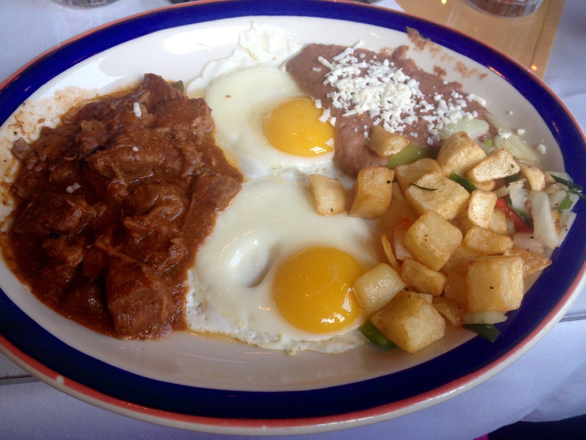 River Walk Restaurants: Special Mi Tierra Breakfast is served at Mi Tierra, by the river walk