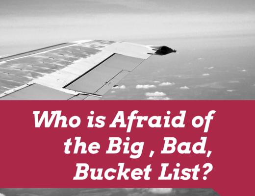 Bucket List Featured Image