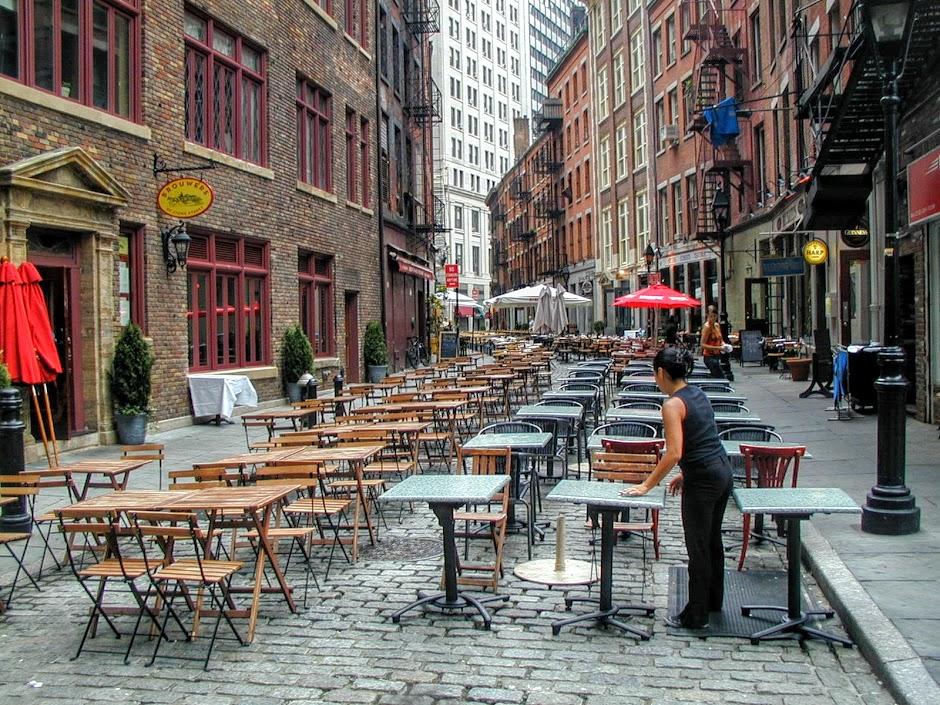 Manhattan State of Mind - Stone Stree