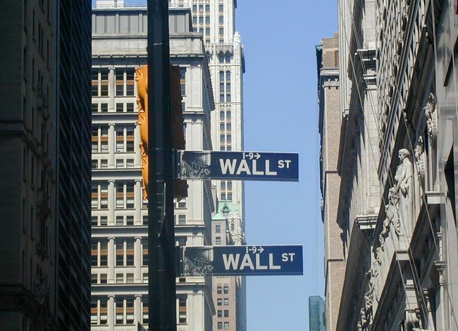 Manhattan State of Mind - Wall Street