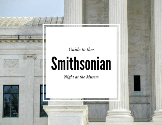 Guide to the Smithsonian: Featured Image