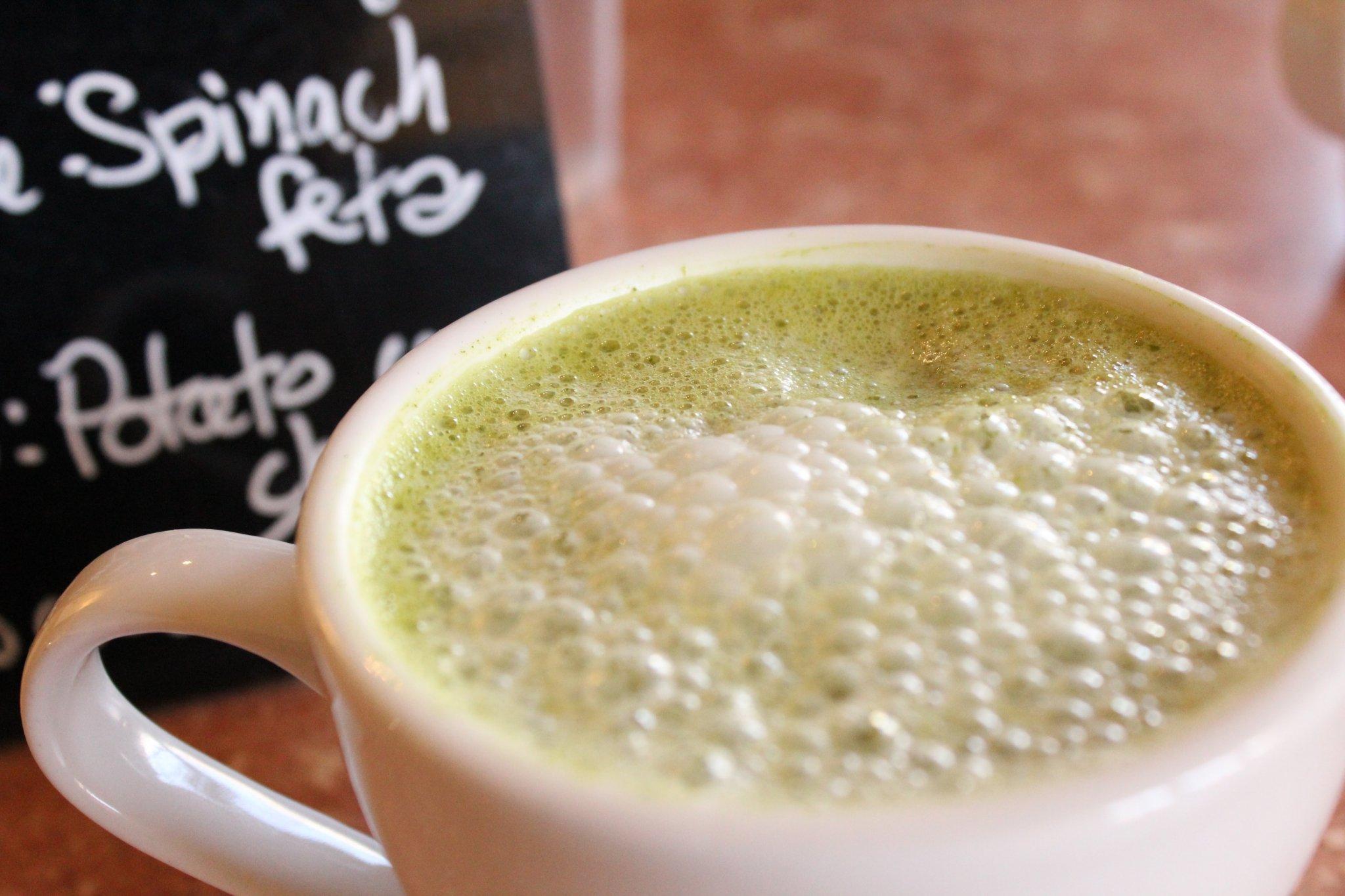 Guide to Canyon Road: Tea House Mango Tea