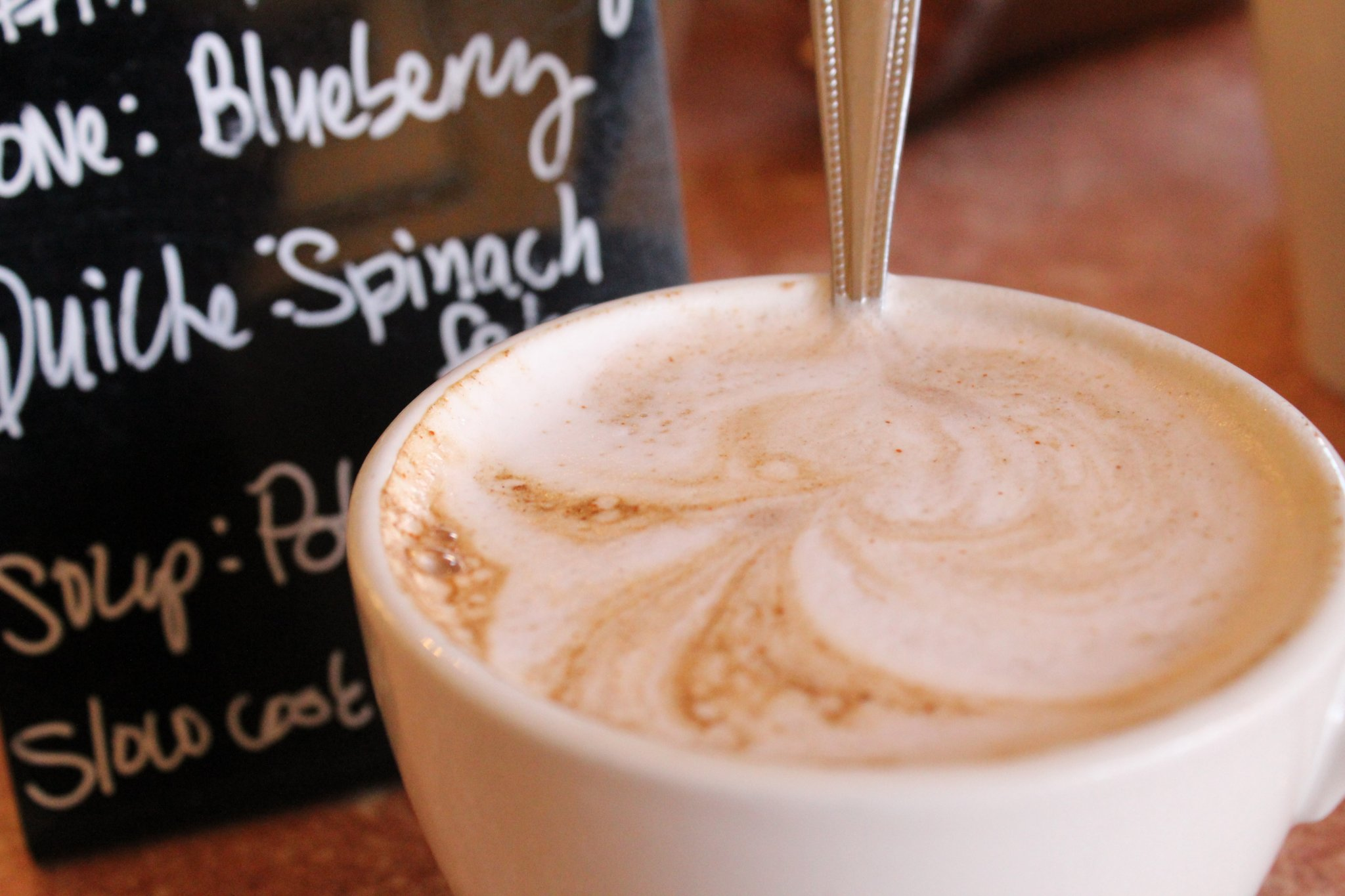 Guide to Canyon Road: Tea House Spicy Hot Chocolate