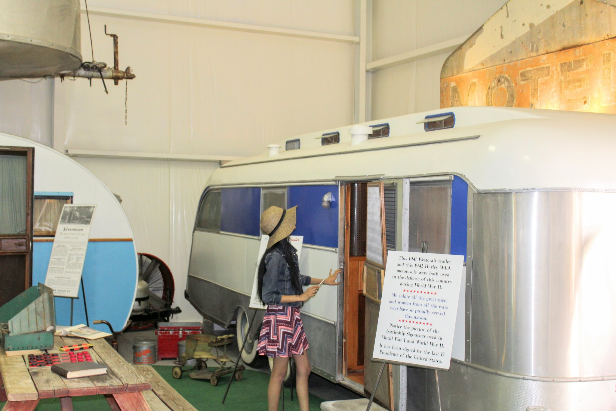 Offbeat Things to Do in Amarillo: Exploring the RV Museum
