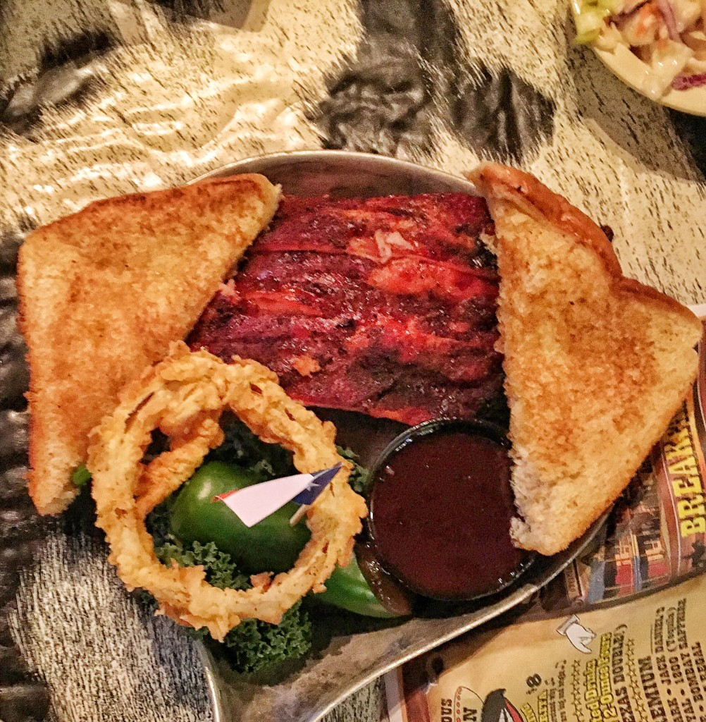 Where to Eat in Amarillo? Looking for places to eat in Amarillo, then head to Big Texan Steak Ranch for some Amazing BBQ ribs.