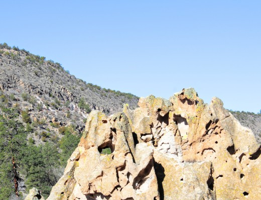 Day Trip From Santa Fe: Group of Cliff Dwellings