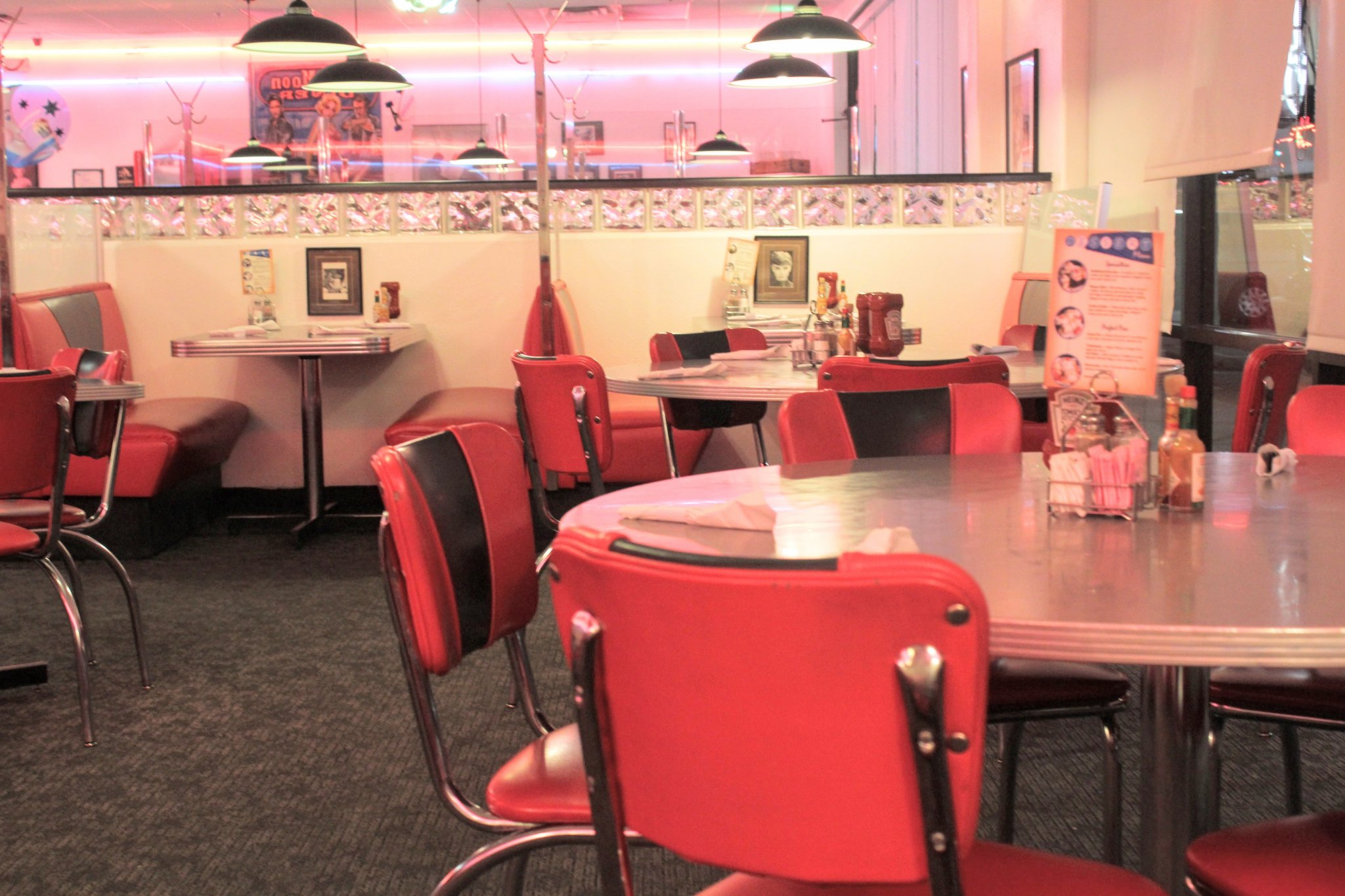 50s themed Blue Moon Diner is one of Farmington's Best Kept Secrets