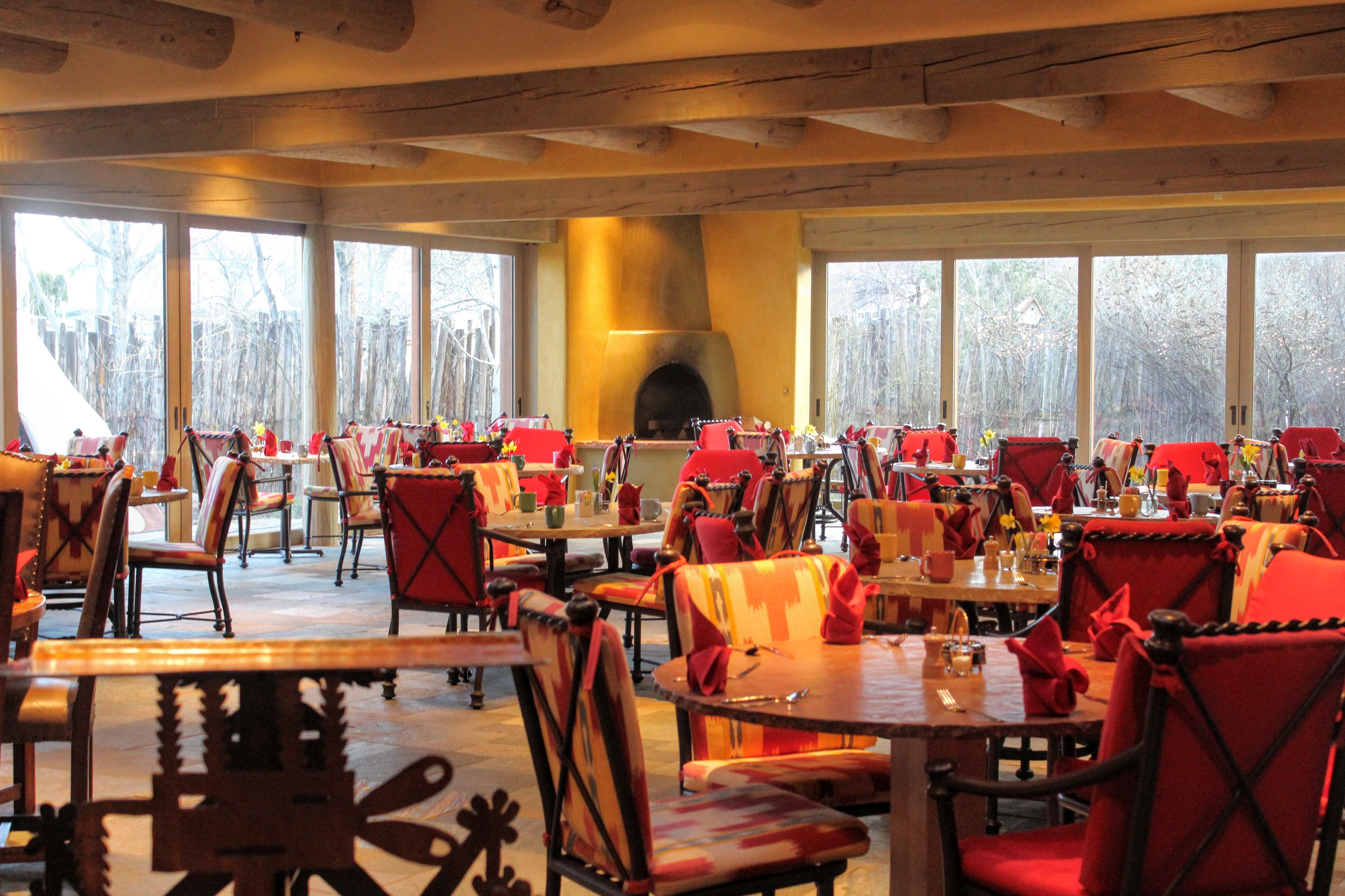 Best Hotel in Santa Fe? Check out Amaya.