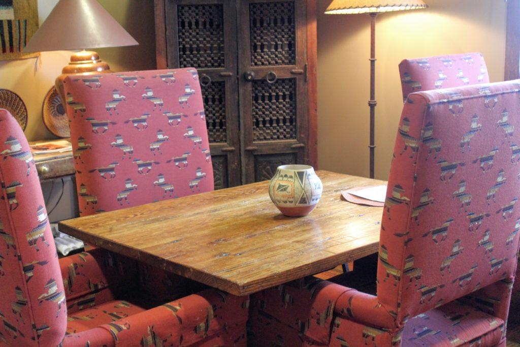 What is the Best Hotel in Santa Fe? Adam Sandler's Ridiculous 6 movie room.