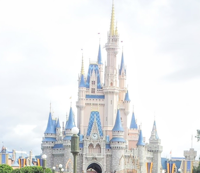 Things you must do in Magic Kingdom: Cinderella Castle