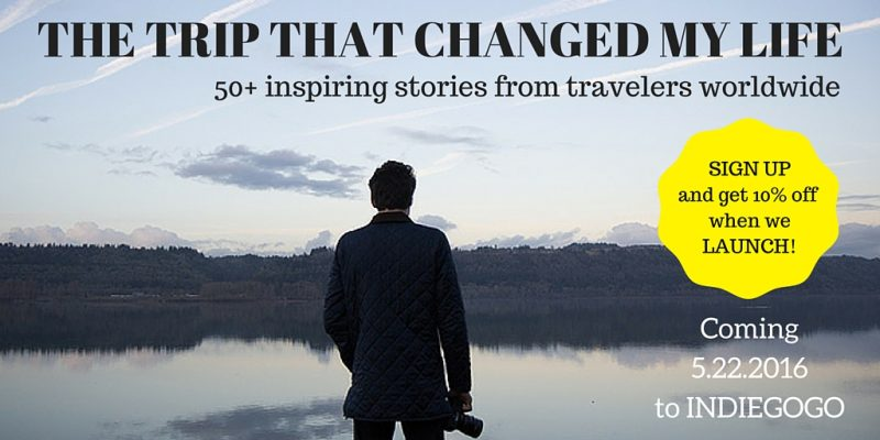 Trip That Changed My Life - Project Alpha Book