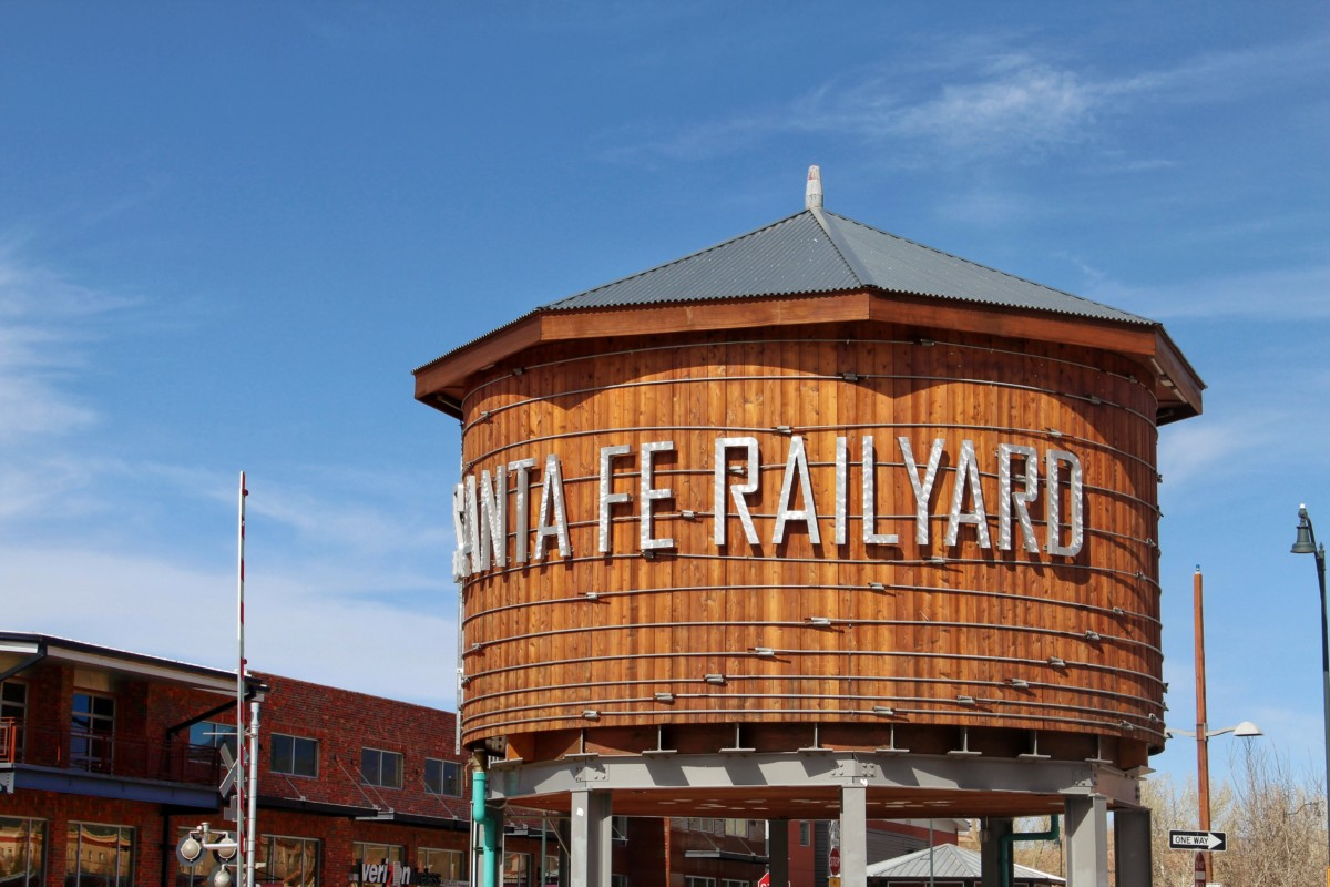 Guide to Santa Fe's Railyard: Farmer's Market