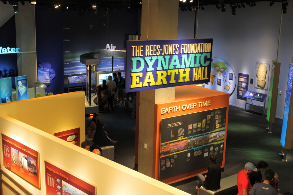 Most Interactive Museum in Texas: Dynamic Earth