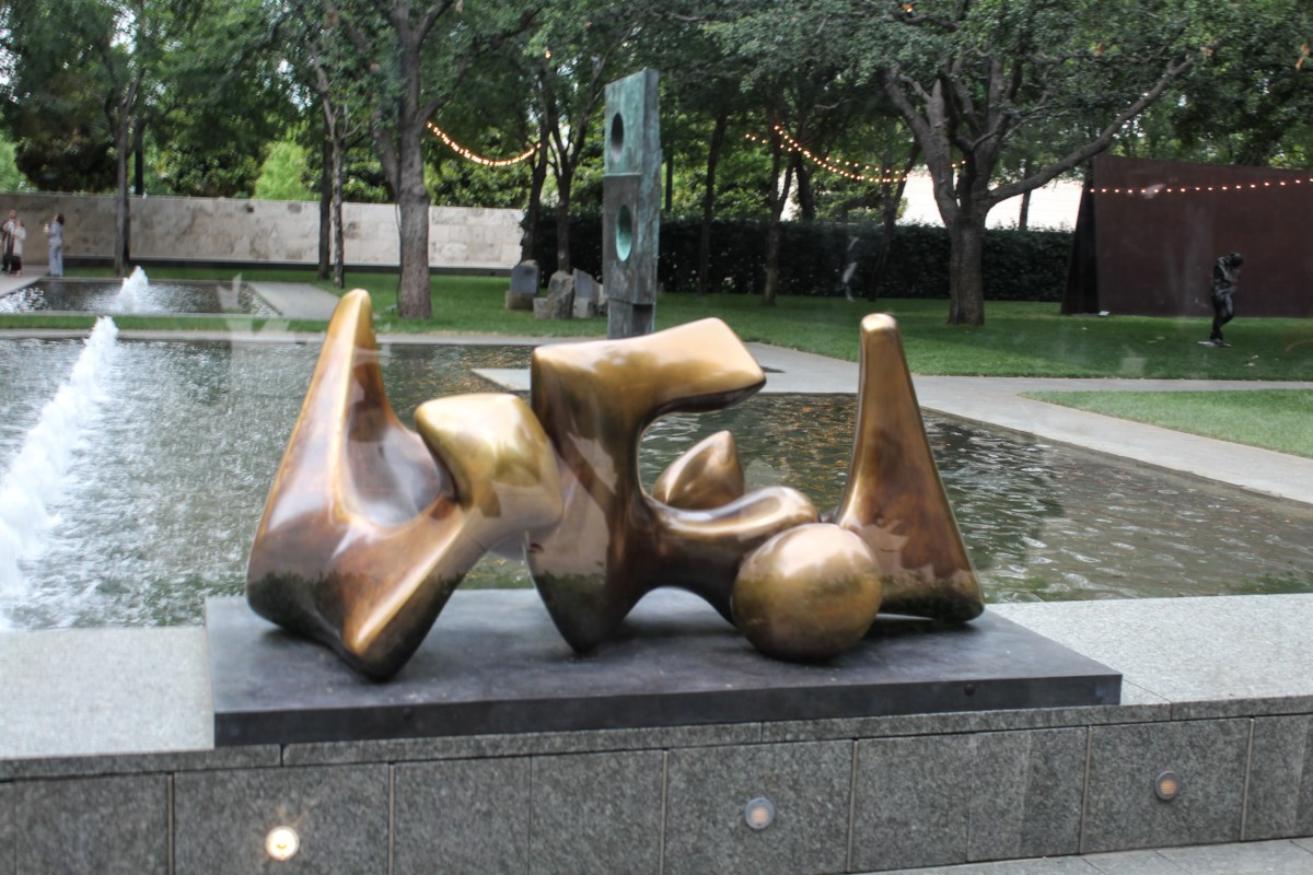 Nasher: Guide to Dallas Arts District