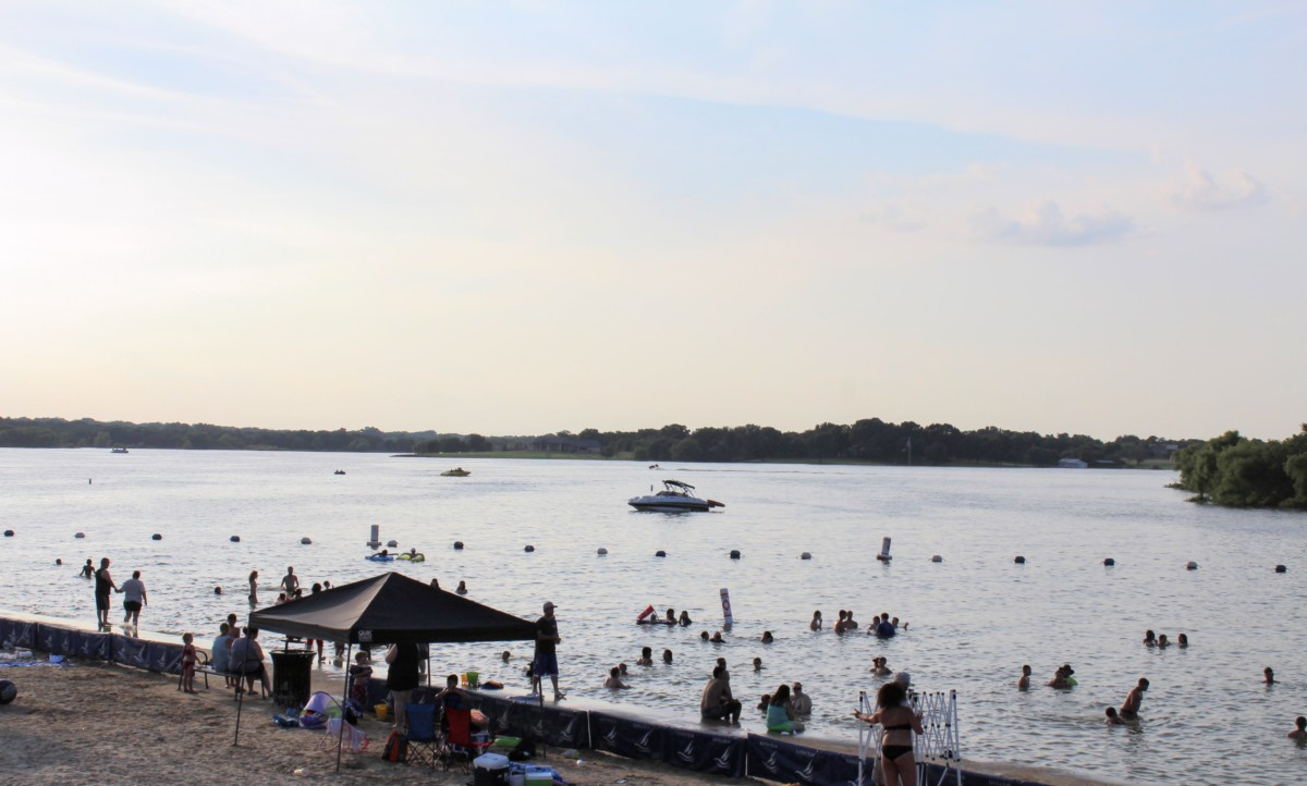 Pocket Guide to Little Elm TX - Little Elm Beach 3
