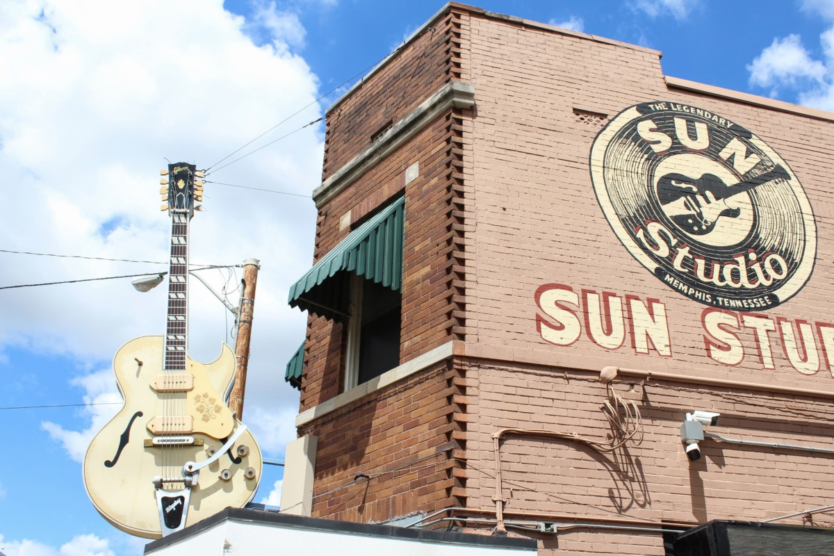 I'll Stay in Memphis: Sun Studios Featured