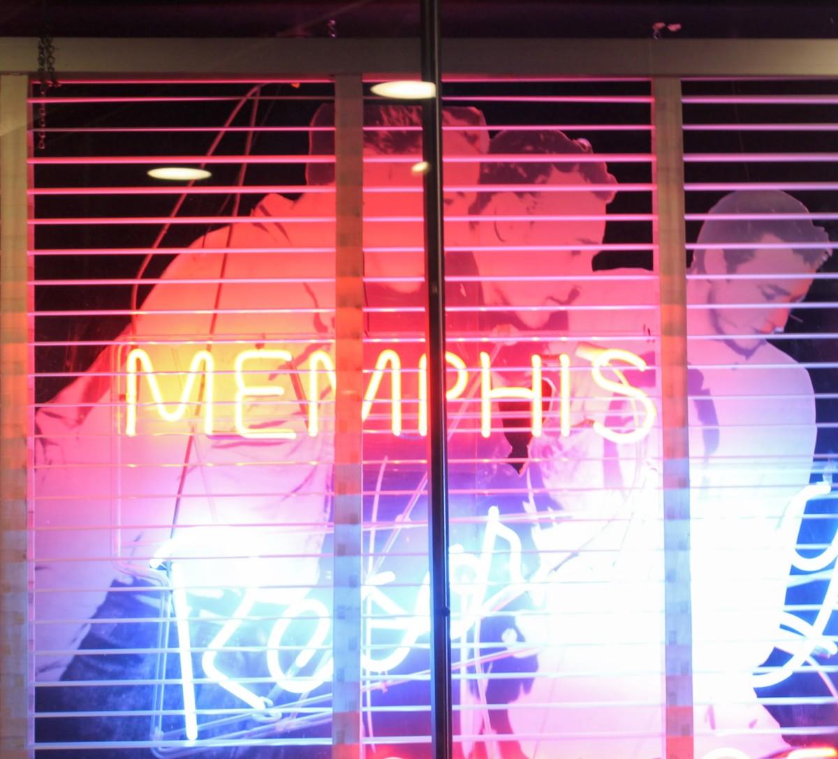 I'll Stay in Memphis: Sun Studios Light
