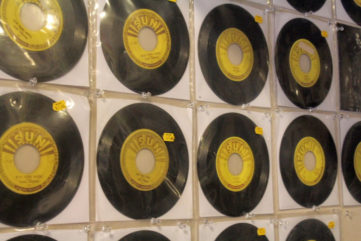 I'll Stay in Memphis: Sun Studios Record
