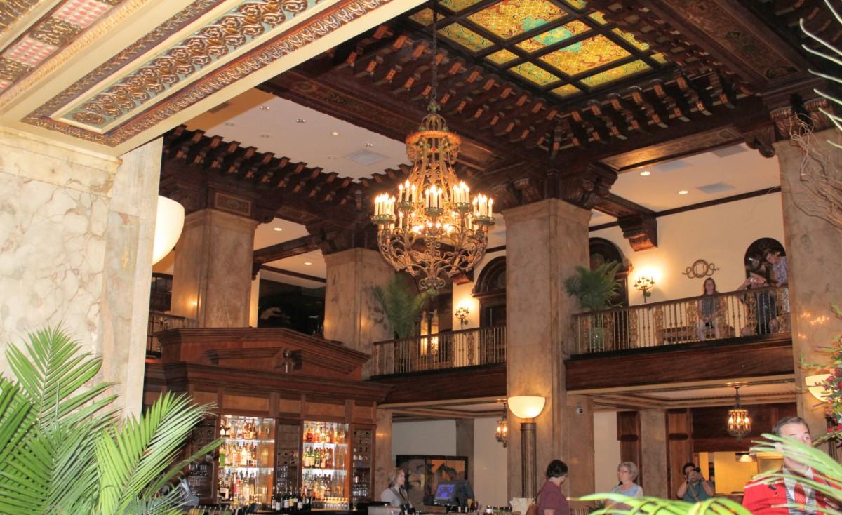 Suite Experience: Peabody Hotel Interior