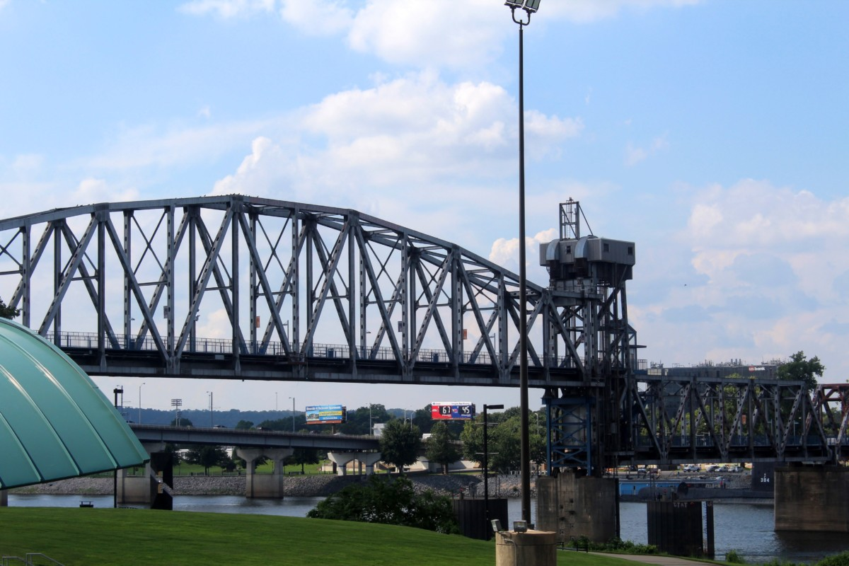 Pocket Guide to Little Rock Arkansas Junction Bridge