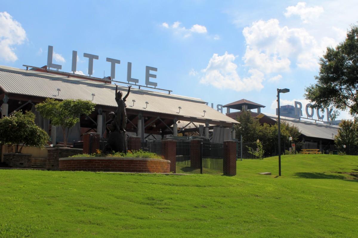 Pocket Guide to Little Rock Arkansas Little Rock River Market District