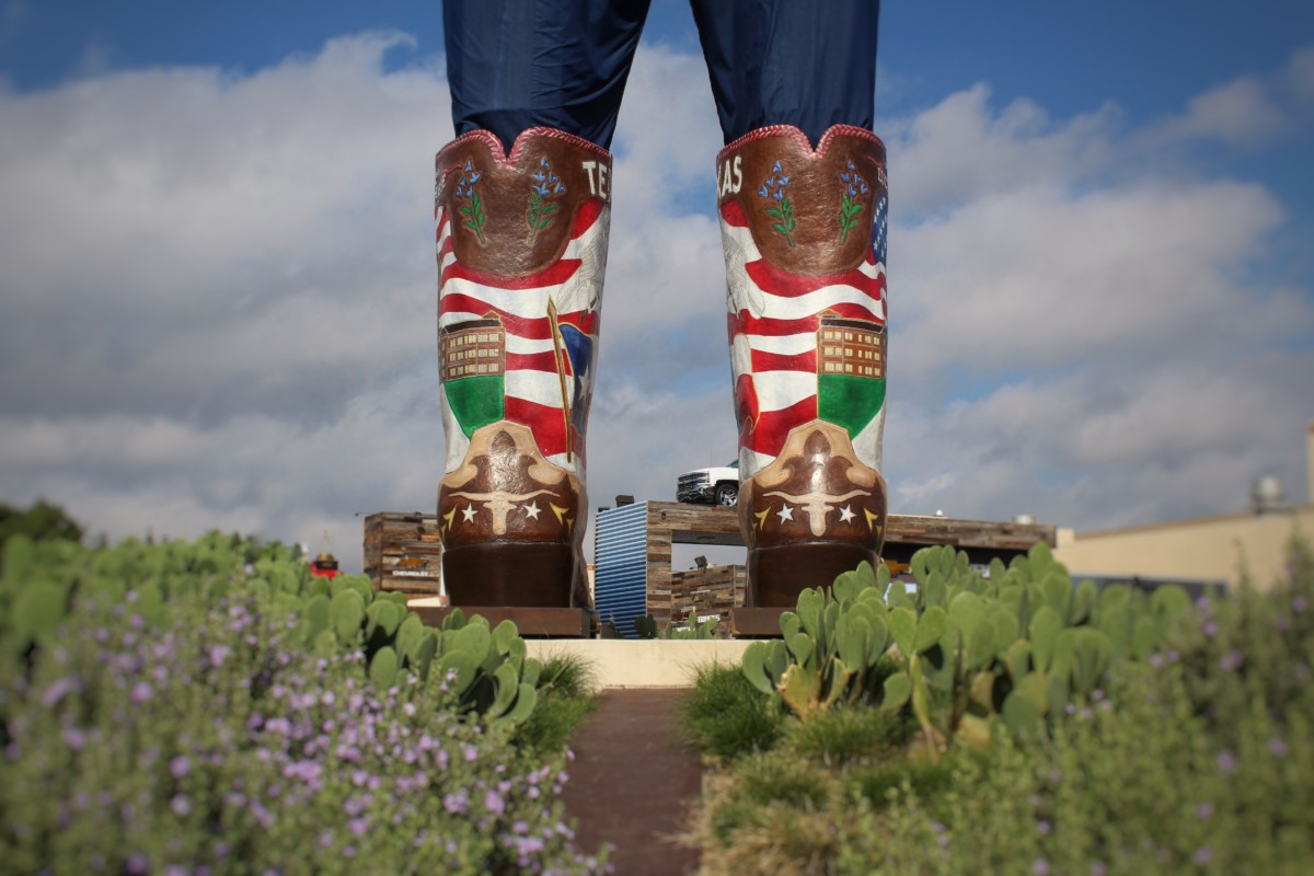 Top Things to Do At the State Fair of Texas Feet of Big Tex
