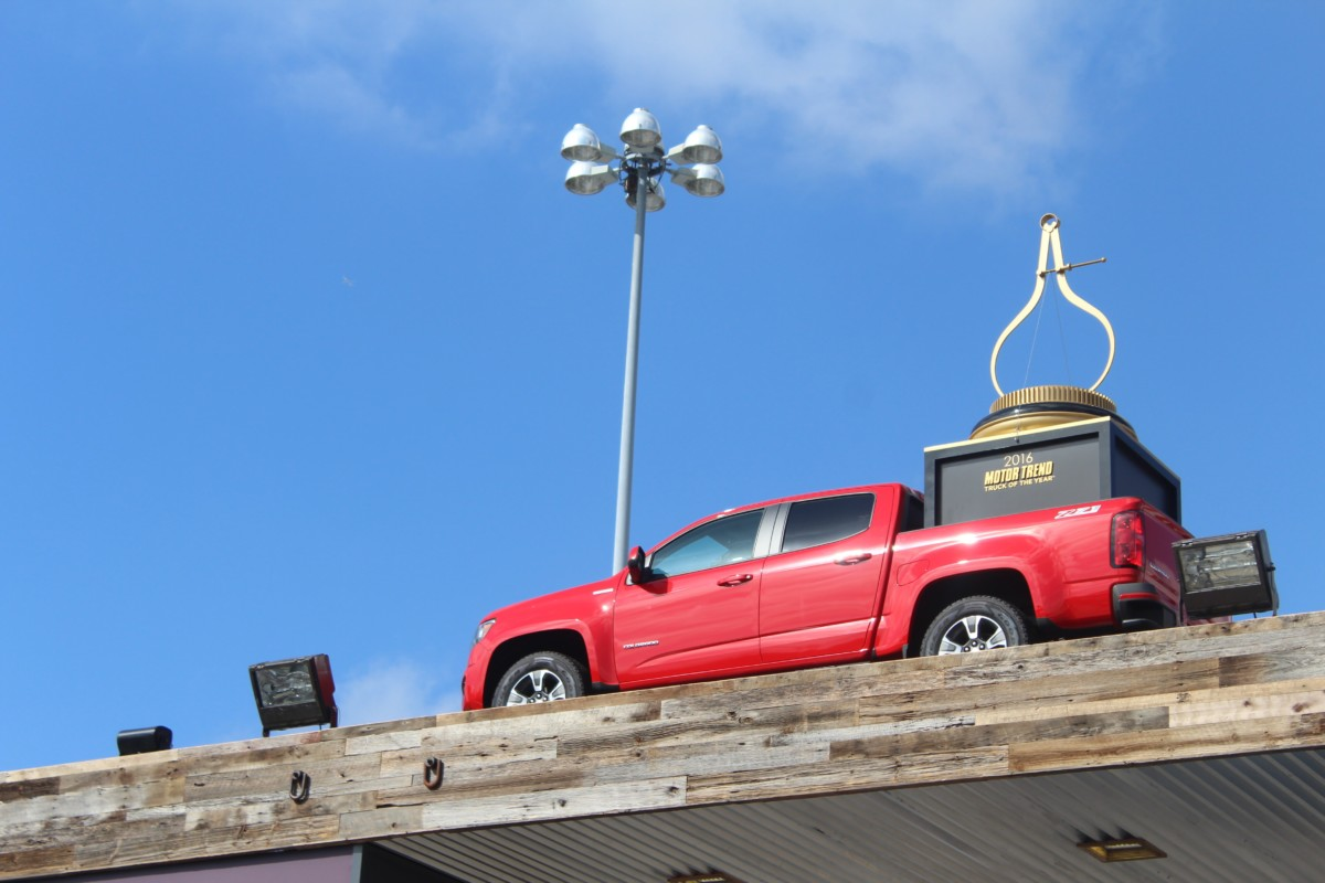 Top Things To Do At the State Fair of Texas - Chevy Ride and Drive