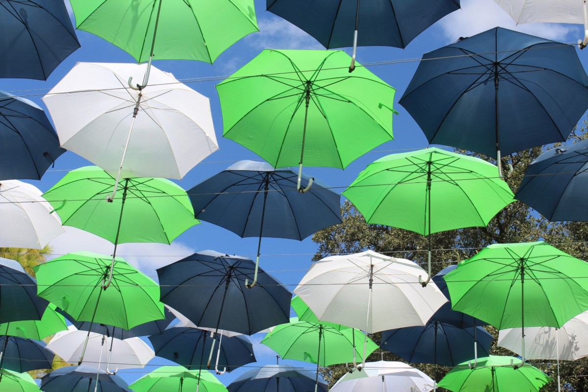 Top Things to Do At the State Fair of Texas Wine Garden Umbrellas
