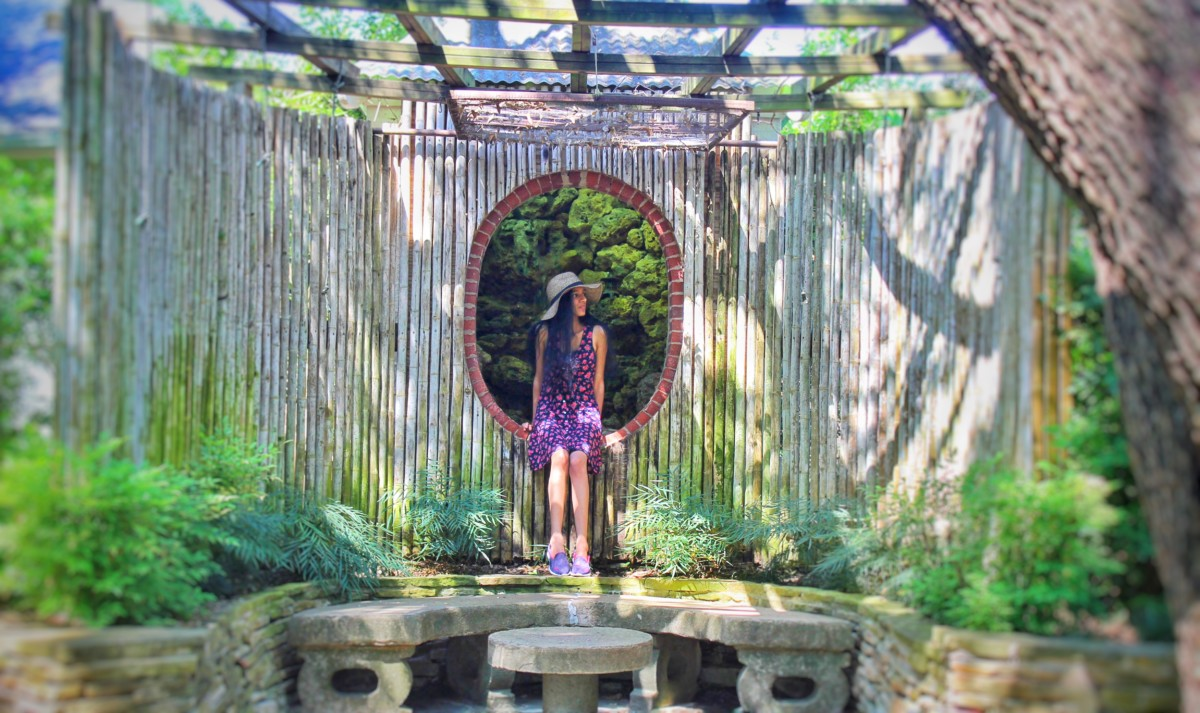 Gorgeous nook in Chandor Gardens - pocket guide to Weatherford TX