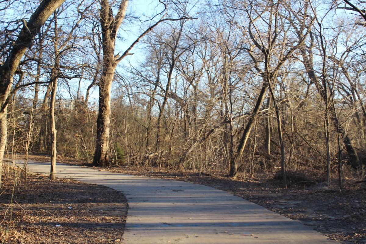 Pocket Guide to Allen, Texas: Walking Trail behind Watters Creek