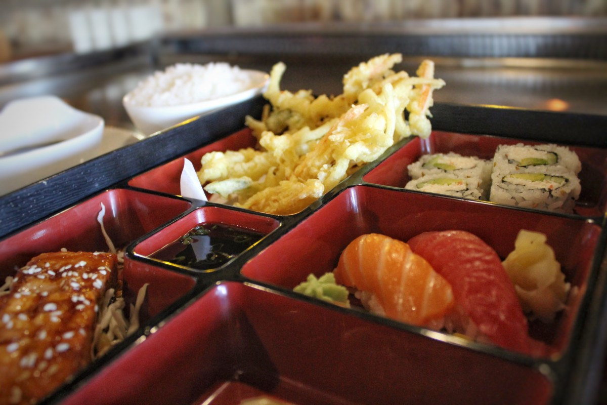 Guide to Allen, Texas: Eating A Bento Box for lunch is one of the best things to do in the suburb