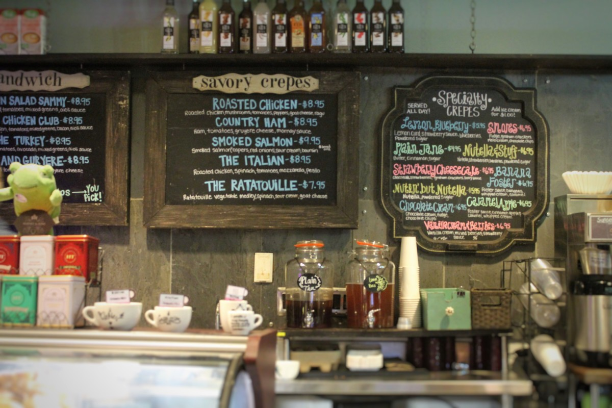 Guide to Allen, Texas: Grabbing coffee at this Texas meets Paris cafe is one of the most delightful things to do in the suburb