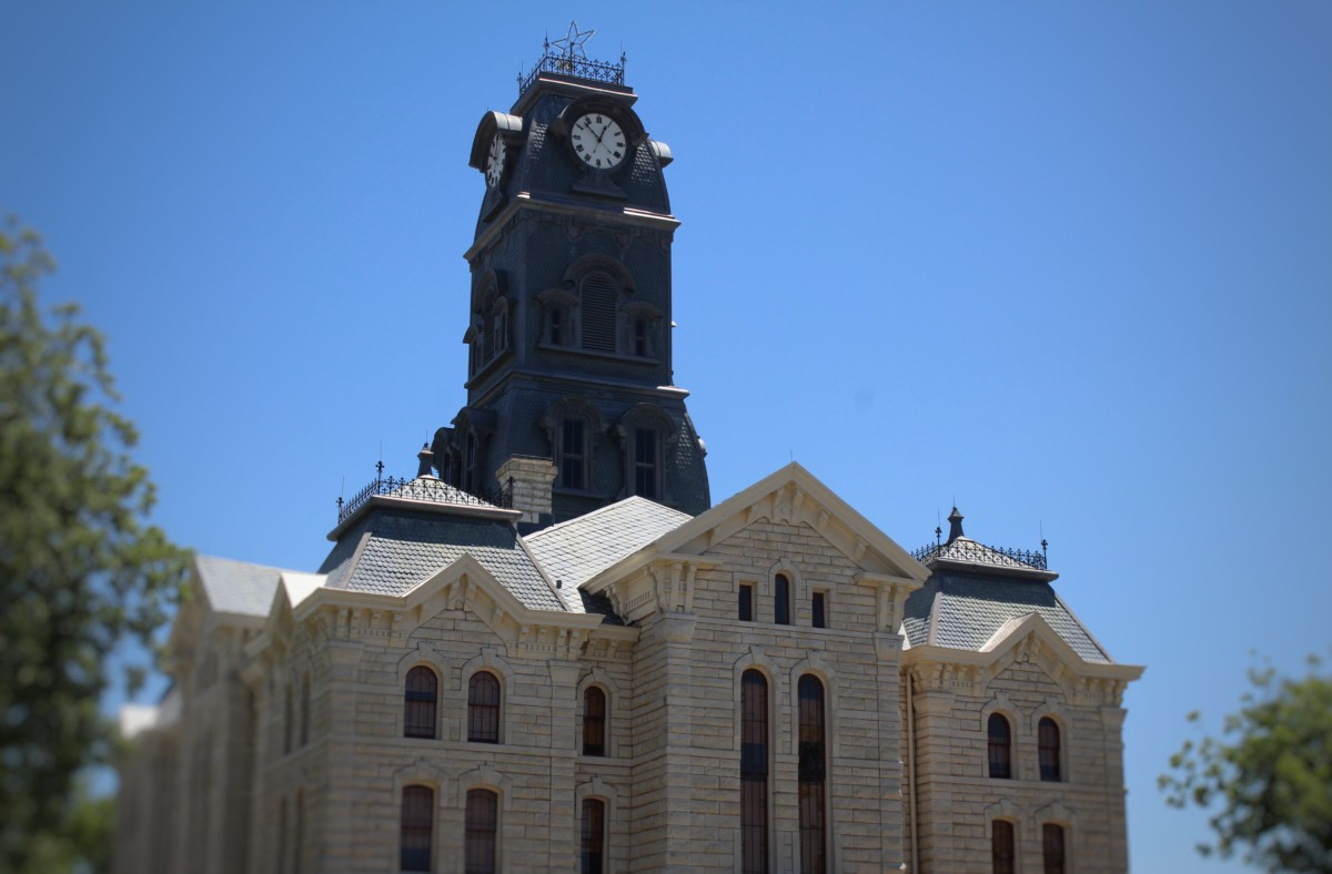 Guide to Granbury: Hood County Courthouse
