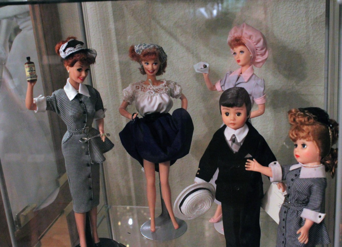 Guide to Granbury: I Love Lucy Figurines