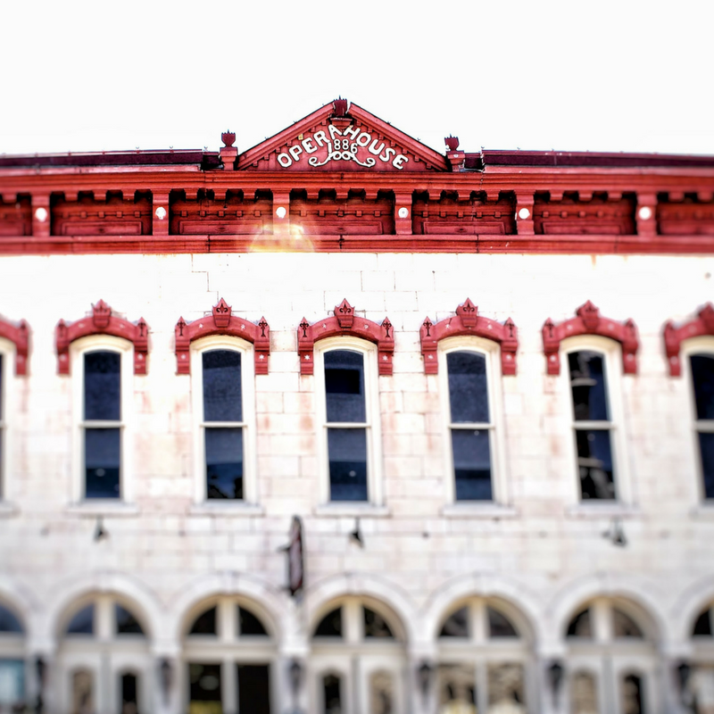 Guide to Granbury: Opera House