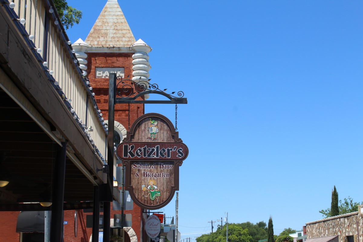 Guide to Granbury: Ketzler's Sign