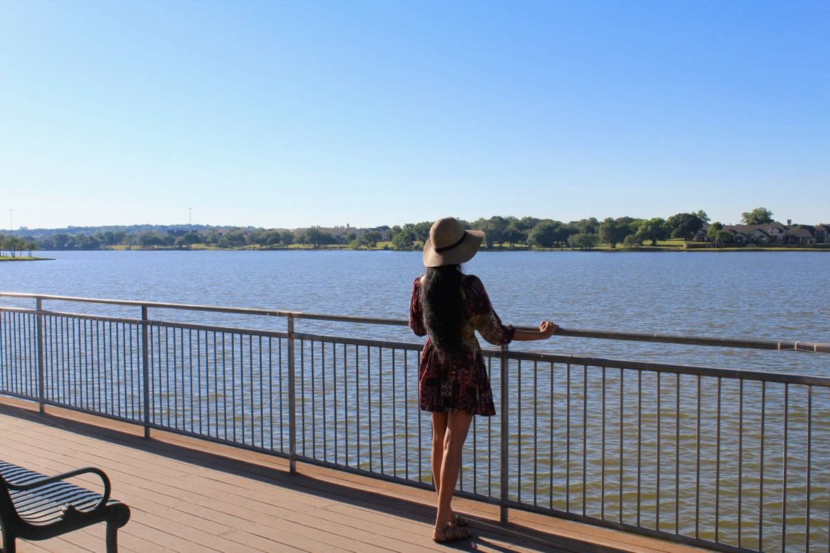 Guide to Granbury: Looking Over Boardwalk