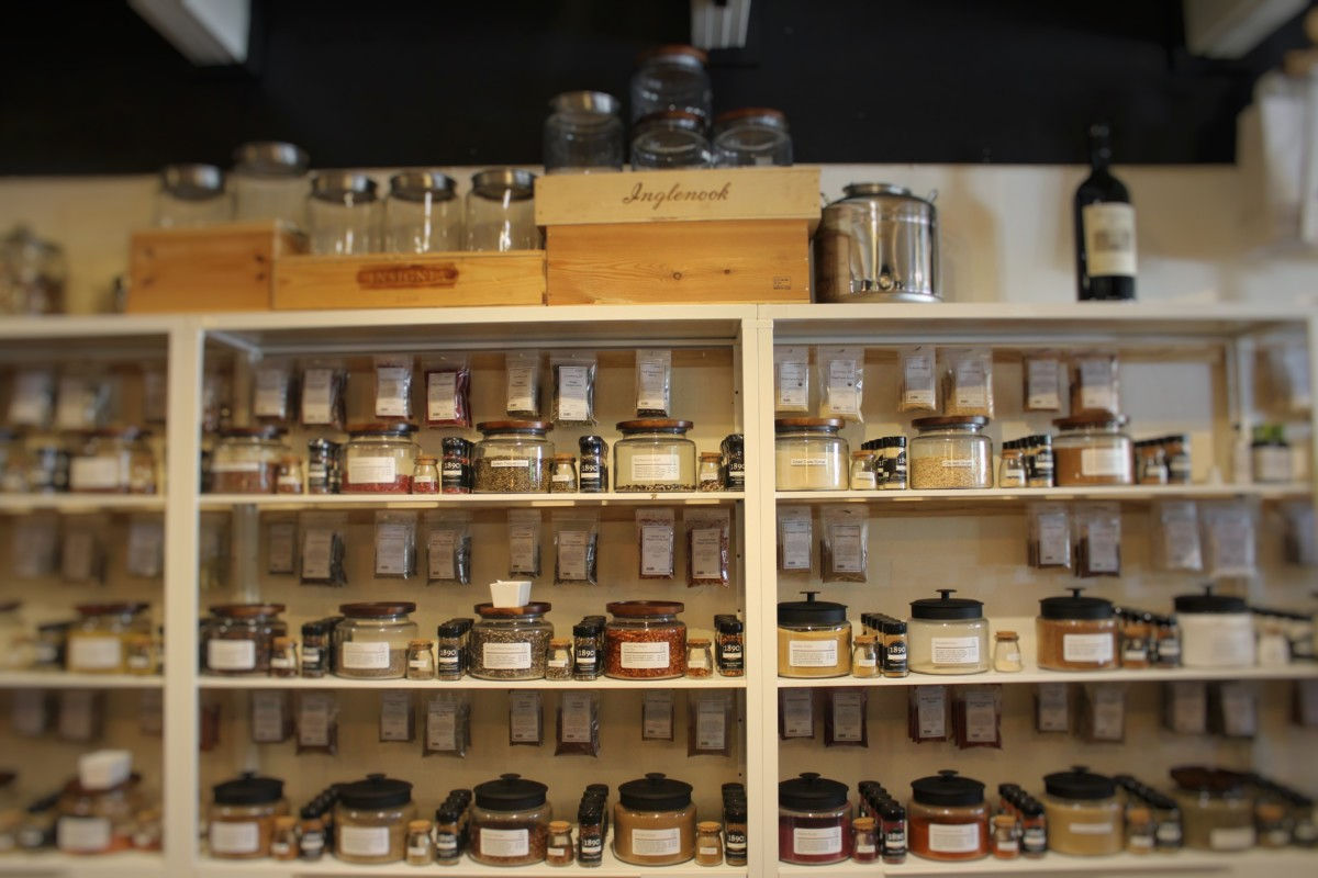 Guide to Granbury: Rows of Spices