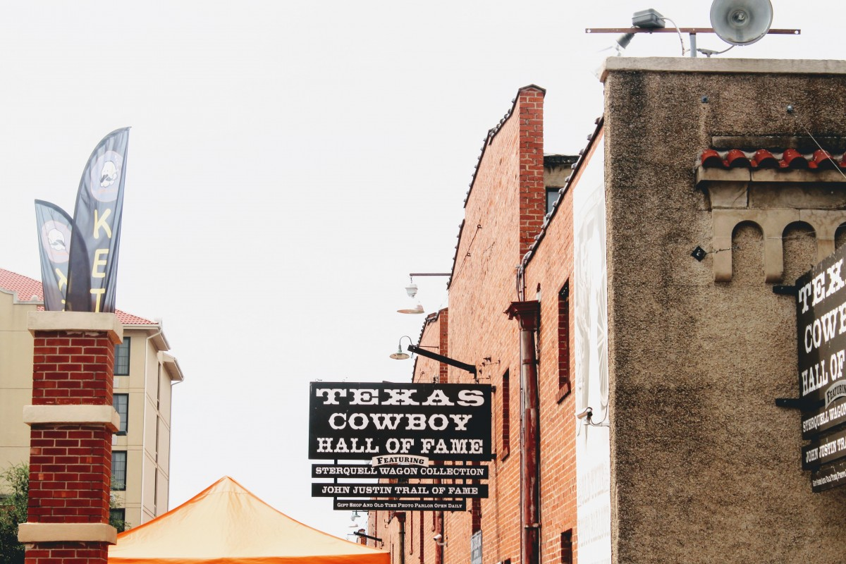 The Texas Cowboy Hall of Fame is one of the top things to do at the Fort Worth Stockyards .