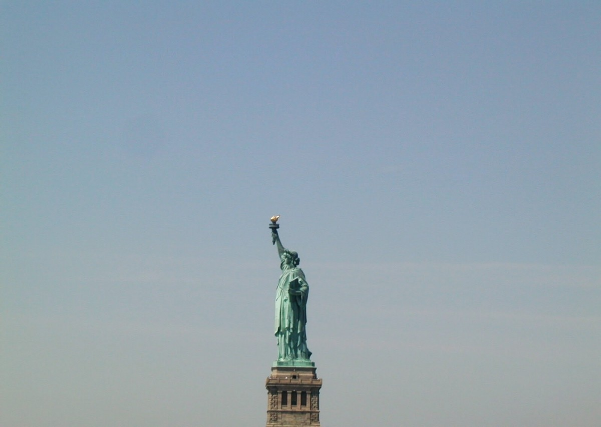 Tips For Visiting New York City For The First Time That You Need To Know: The Statue Of Liberty is worth the trip.