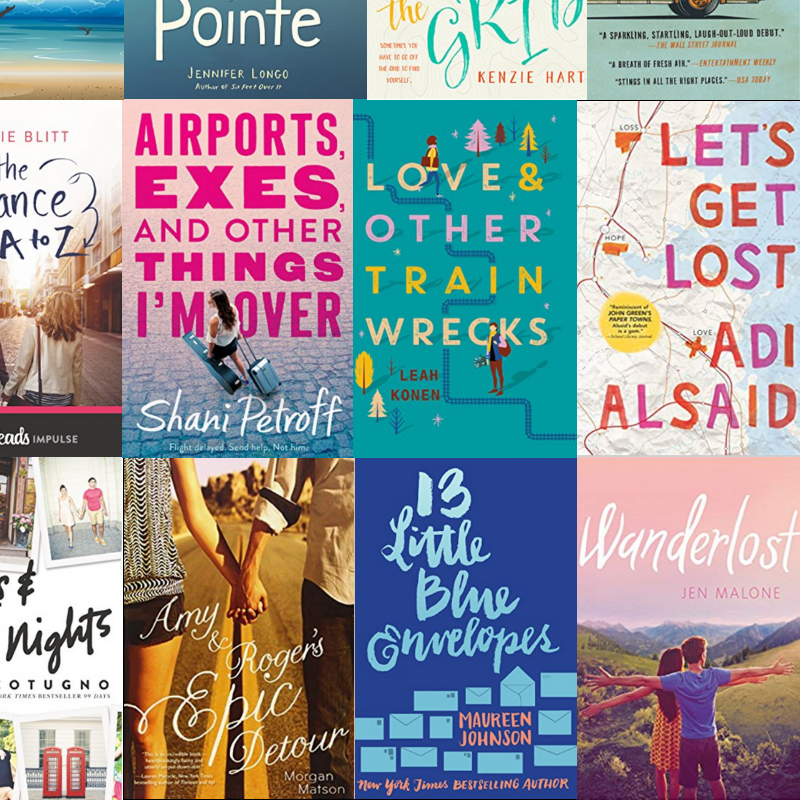 20 YA Travel Books For The Adventurer In You