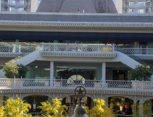 Hotel Crescent Court Featured Image