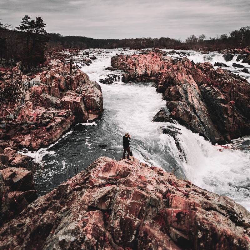 Great Falls Park Featured Image