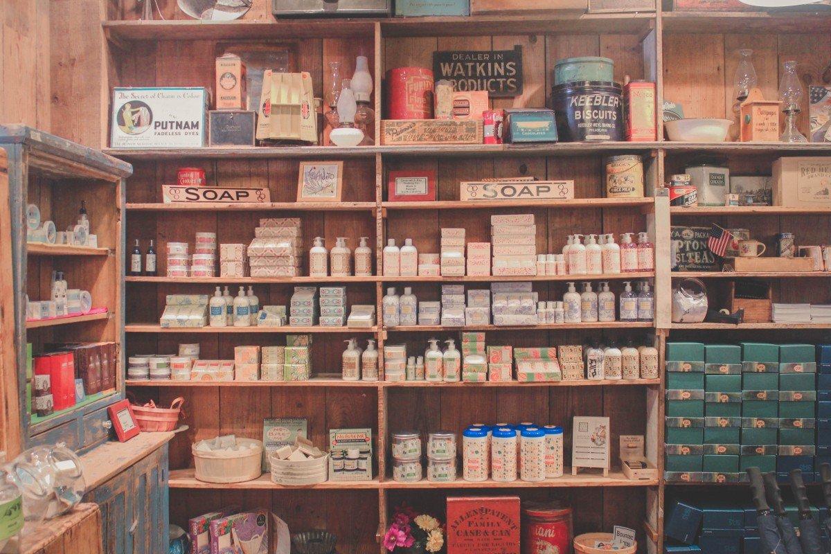 General store goods at SAS