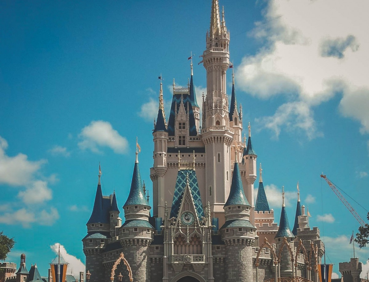 Best Mother Daughter Getaways have to include Magic Kindom in Disney World