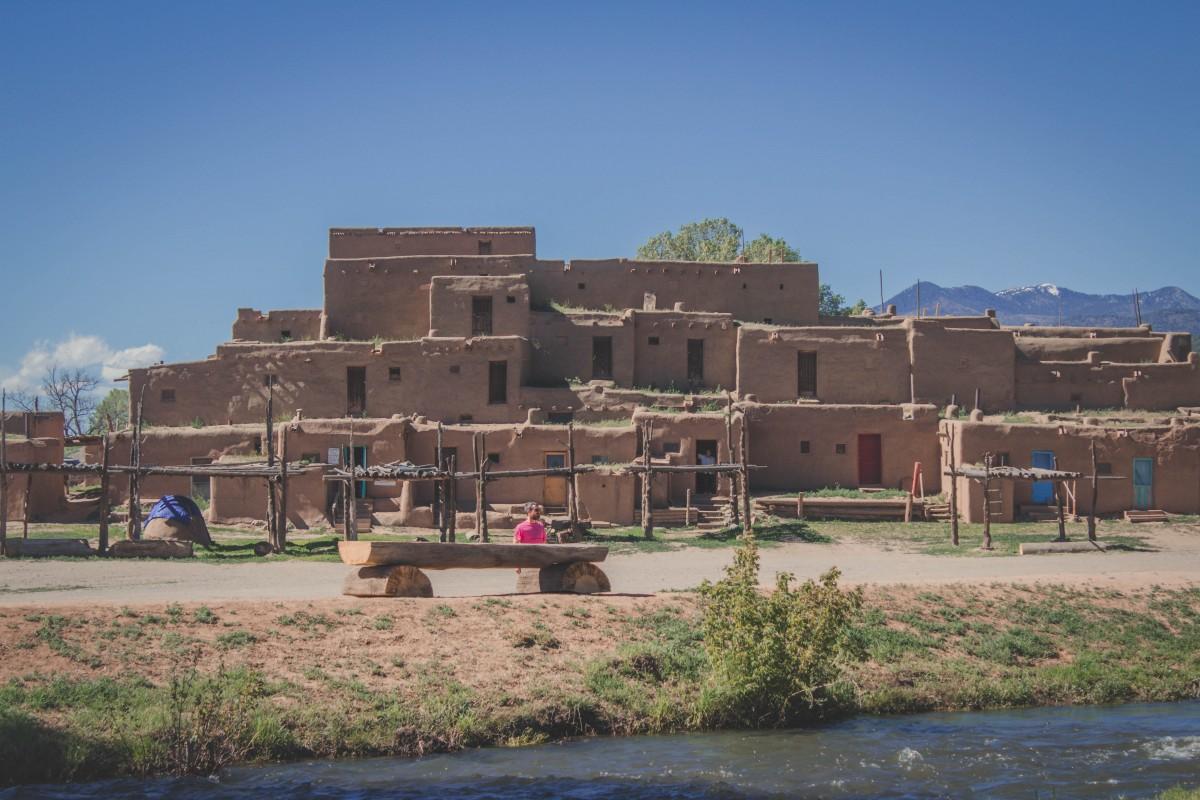 The Taos Pueblo