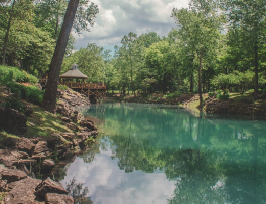 Blue Spring Arkansas Featured Image