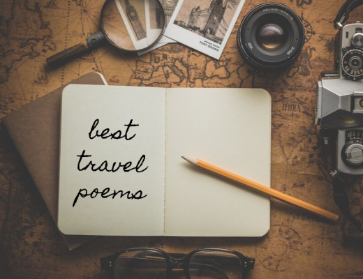 Best Travel Poems Featured Image