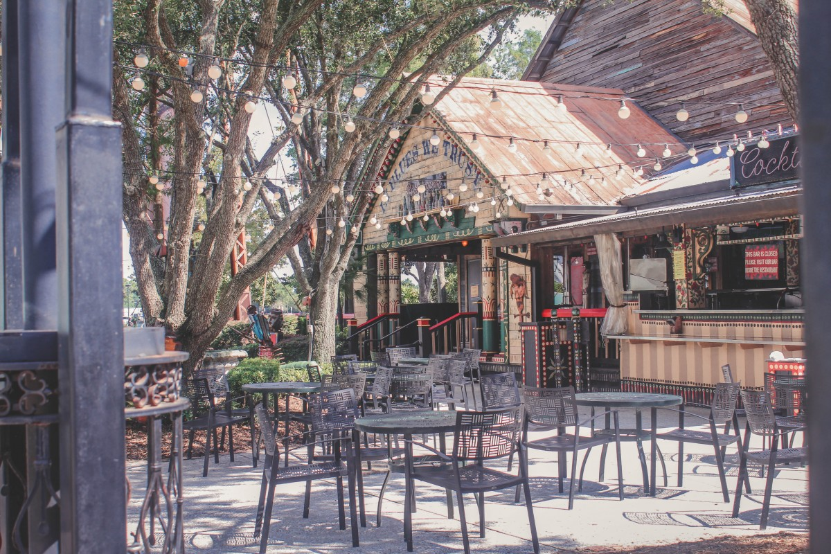 House Of Blues, one of the worst restaurants in Disney Springs (by our opinion)